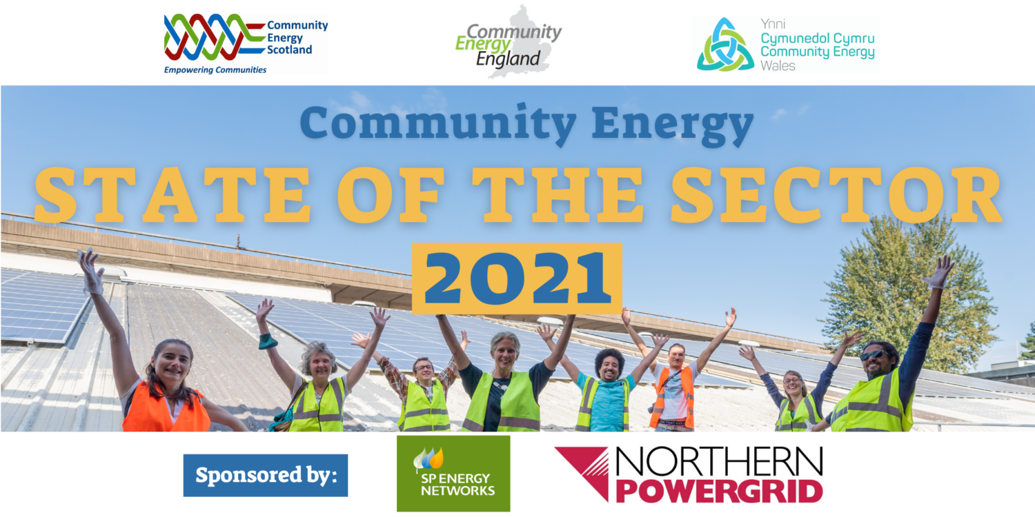 Community Energy in Scotland: State of the Sector 2021